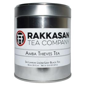 Amba Thieves Looseleaf Tea - Sri Lanka