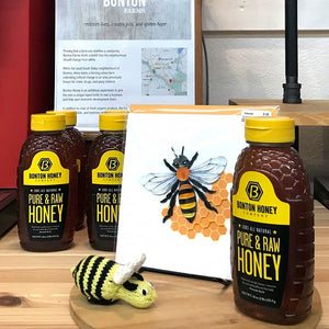 16 oz Pure Natural Honey - Dallas, Texas