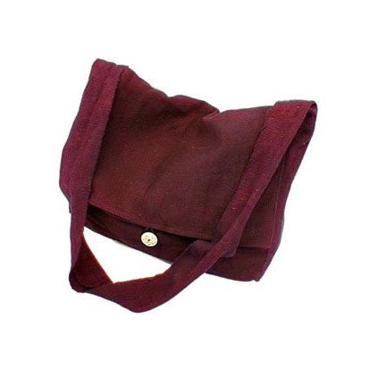 Cotton Messenger Bag - Nepal