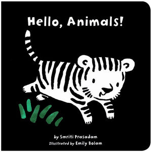 Hello, Animals! Book