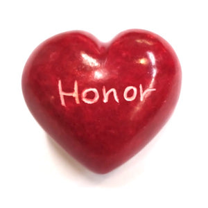 Honor Word Heart - Kenya