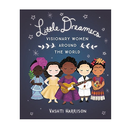 Little Dreamers Visionary Women Book