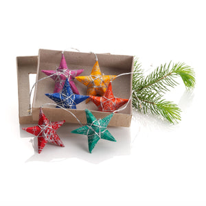 Wishing Star Ornament - Bangladesh