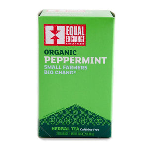 Organic Herbal Peppermint Tea - USA