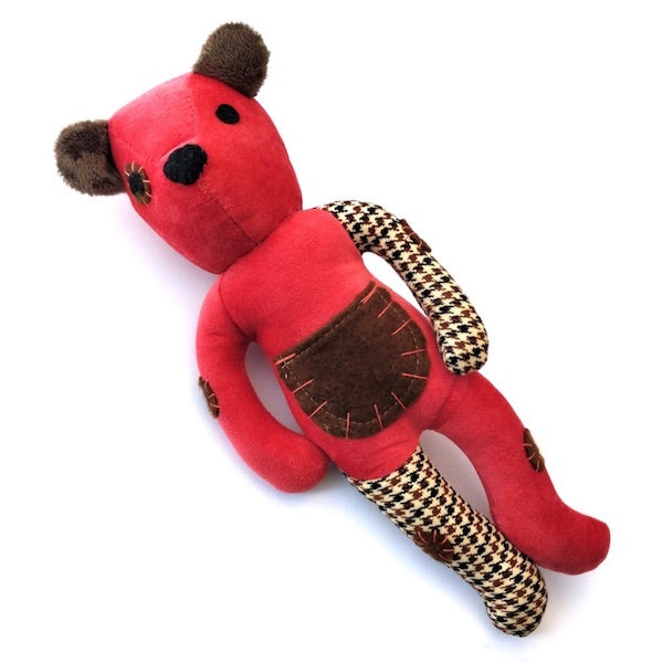 Buy-One-Give-One Teddy Bear - Pink - West Bank