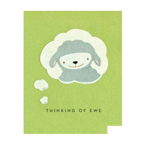"""Thinking of Ewe"" Card - Philippines"