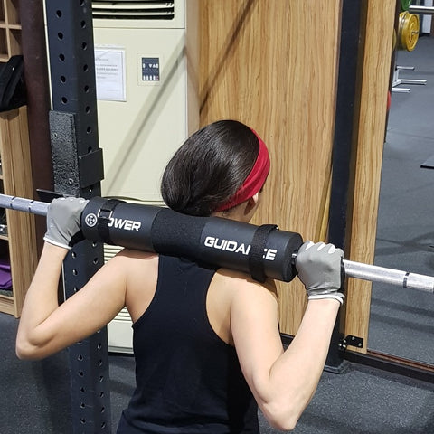 Barbell Support Pad for Shoulder Protection