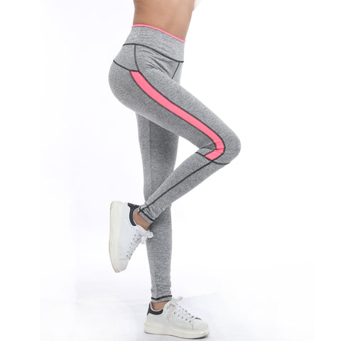 High Waist, Ultra Soft, Wonderfully Stretchable, Comfy Women's Fitness Leggings –Running, Jogging, Exercise, Sports