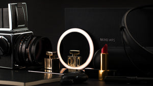 Portable Vanity Mirror Light for Makeup