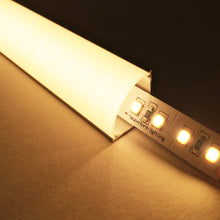 Aluminum Channel for LED Flex Strip - 5 PACK