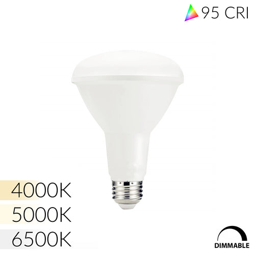 Full Spectrum E26 BR30 LED Bulb