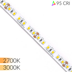 Ultra High 95 CRI LED Strip Lights for Home & Residential