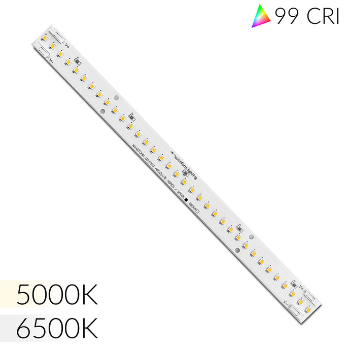 ABSOLUTE SERIES™ LED Linear Module - 99 CRI - 1 ft / 280 mm MCPCB