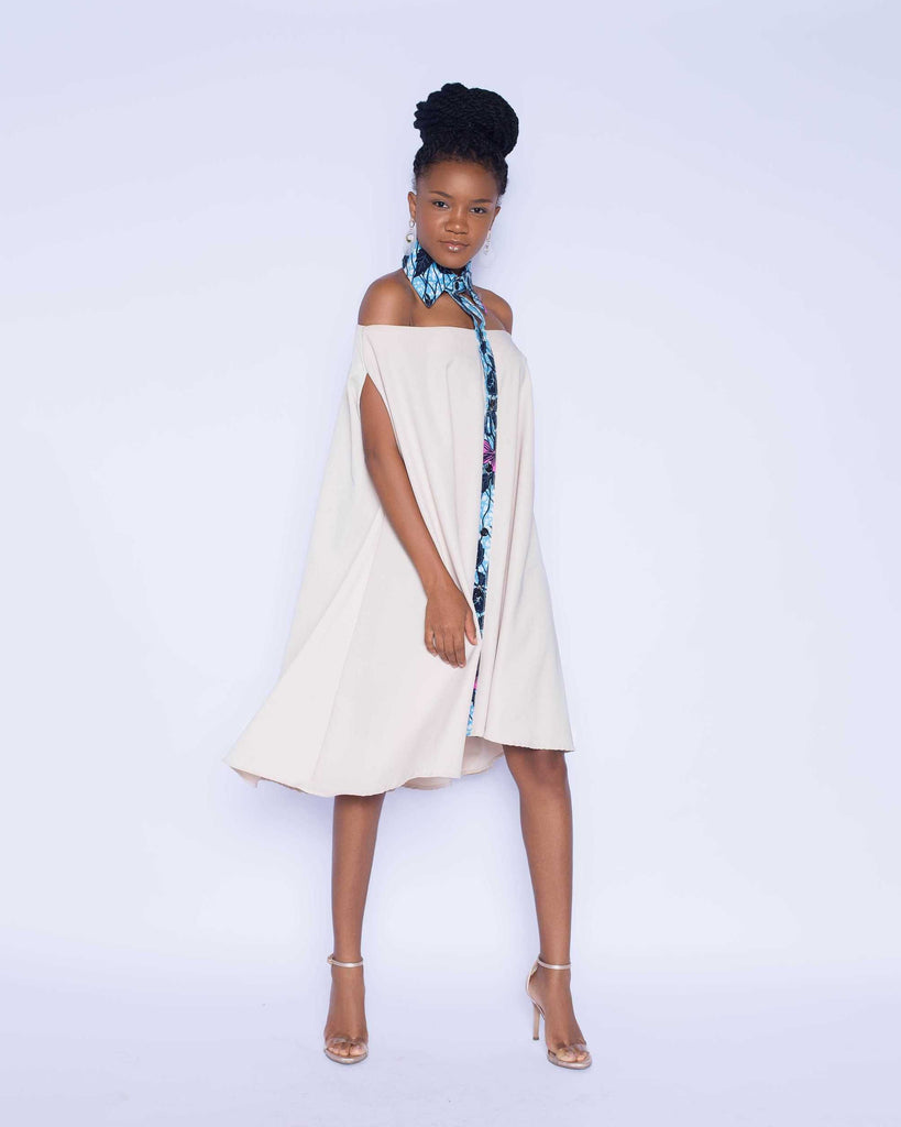 Tough Cookie Dress Buy African Wear For Women From Jvk Clothing