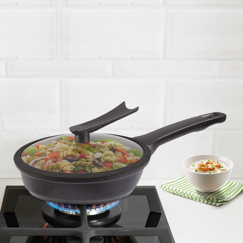 Fry Pan with Lid - Elite