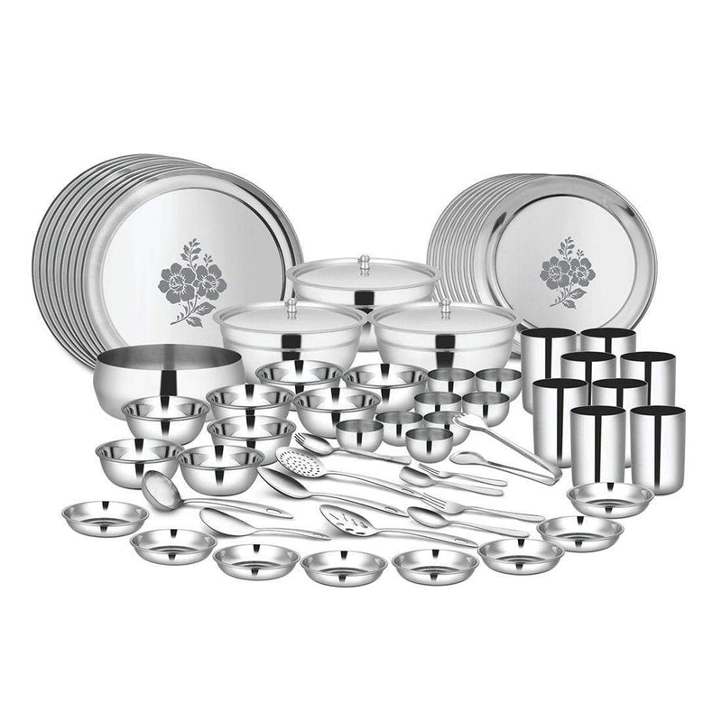 98 PCS Dinner set (8 People) - Glory