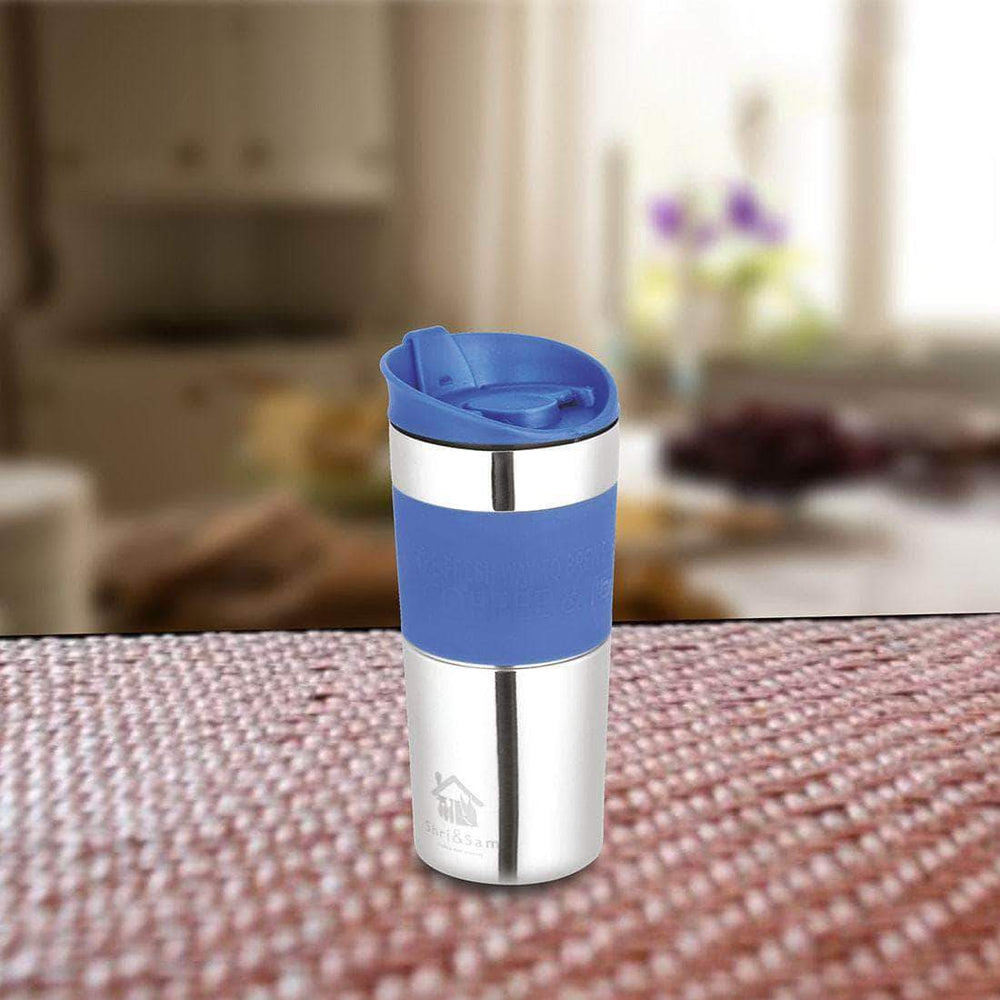 Jagdamba Cutlery Pvt Ltd. Daily Needs BLUE Vacuum Flask- Nector