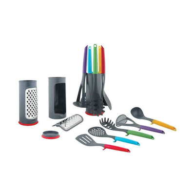 Jagdamba Cutlery Pvt Ltd. Daily Needs Kitchen Tool Set 6 pcs- Nylon