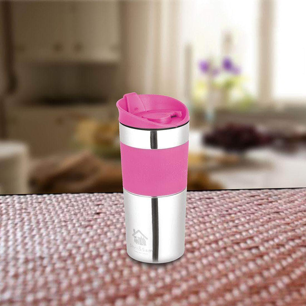 Jagdamba Cutlery Pvt Ltd. Daily Needs PINK Vacuum Flask- Nector