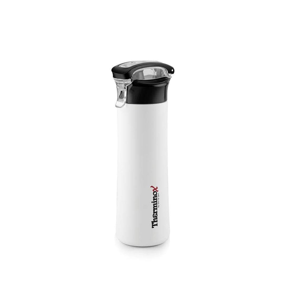 Jagdamba Cutlery Pvt Ltd. Daily Needs SILVER Therminox Vacuum Insulated Bottle 1000 ML - Chaser