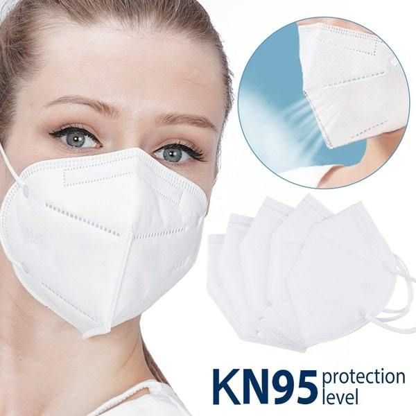 Reusable KN-95 Face Mask / FFP2  (Anti Pollution and Anti Virus)