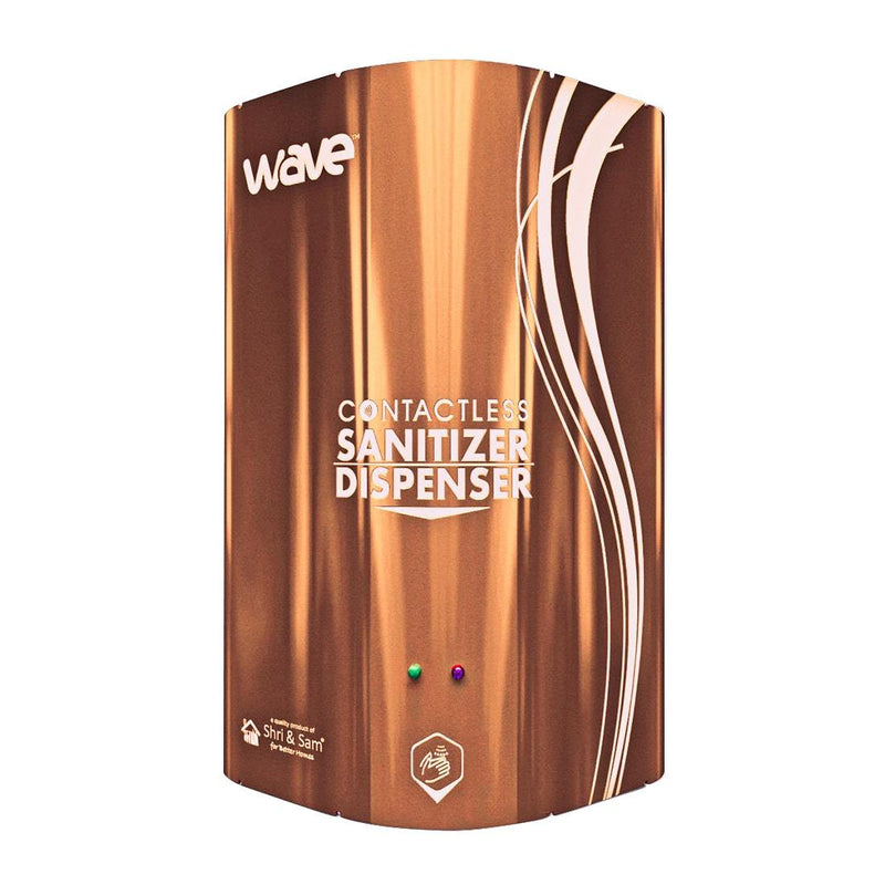 Stainless Steel Automatic Contactless Mist Hand Sanitizer Dispenser