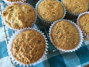Good Digestion= Beautiful Skin: Our favorite Bran Muffin Recipe