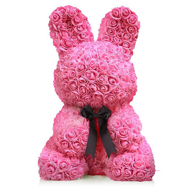 Rose Bunny - Pink