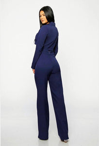 Navy Pant Set (Fast Ship 4-7 Days)