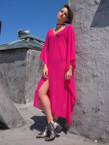 MEXICOCOAMATO DRESS / SERIES 3 / Caftan Kaftan