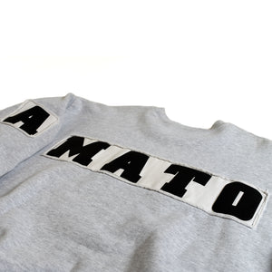 SWEATSHIRT _ 0001 _ HEATHER GREY