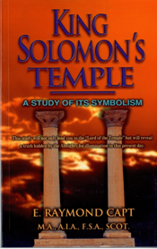 B-014 - King Solomon's Temple:  A Study of its Symbolism