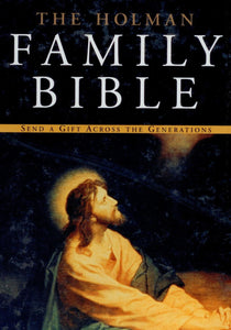 BR-009 - The Holman Family Bible