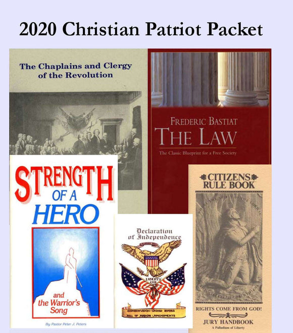 2020 Christian Patriot Packet