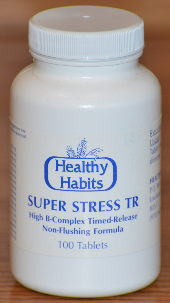 VITB100 - Vitamin B Super Stress TR