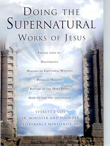B-212 - Doing the Supernatural Works of Jesus
