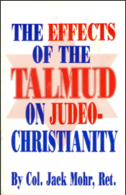 B-089 - The Effects of the Talmud on Judeo-Christianity