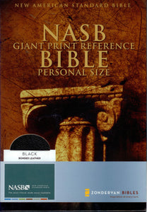 BR-007 - Holy Bible (Giant Print Reference Edition)