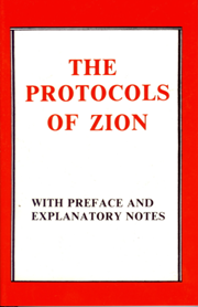 B-030 - Protocols of the Learned Elders of Zion