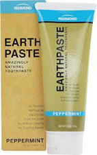 ET-pepp Earthpaste Toothpaste - peppermint