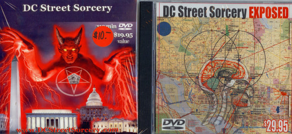 SPECIAL OFFER - DC Street Sorcery Parts 1 and 2