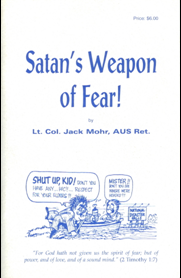B-111 - Satan's Weapon of Fear!