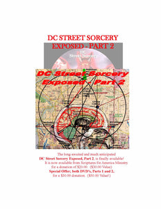 M-12-2 - DC Street Sorcery Exposed DVD