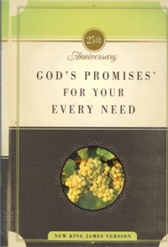 B-198 - God's Promises' for Your Every Need
