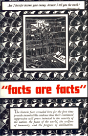 "B-076 - ""Facts are Facts"""