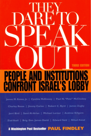 B-038 - They Dare to Speak Out: People & Institutions Confront Israel's Lobby