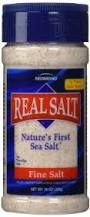 SAL-10 - Real Salt 10 oz. shaker