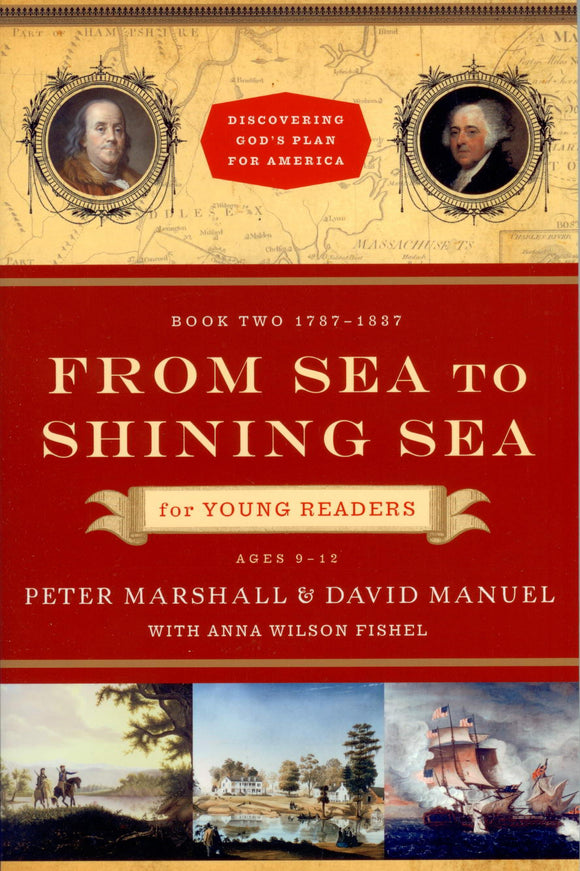 B-201 - From Sea to Shining Sea for young readers