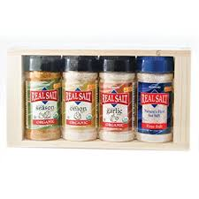 SAL-4 - Real Salt Variety Pack