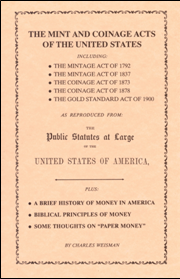 B-132 - The Mint and Coinage Act